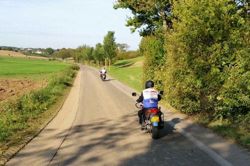 Motorrijbewijspoint Nederland examengarantie