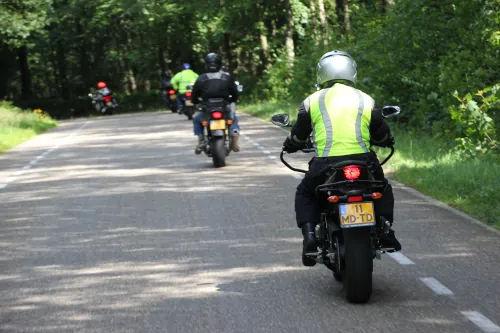 Motorrijbewijspoint Nederland motor lesplan