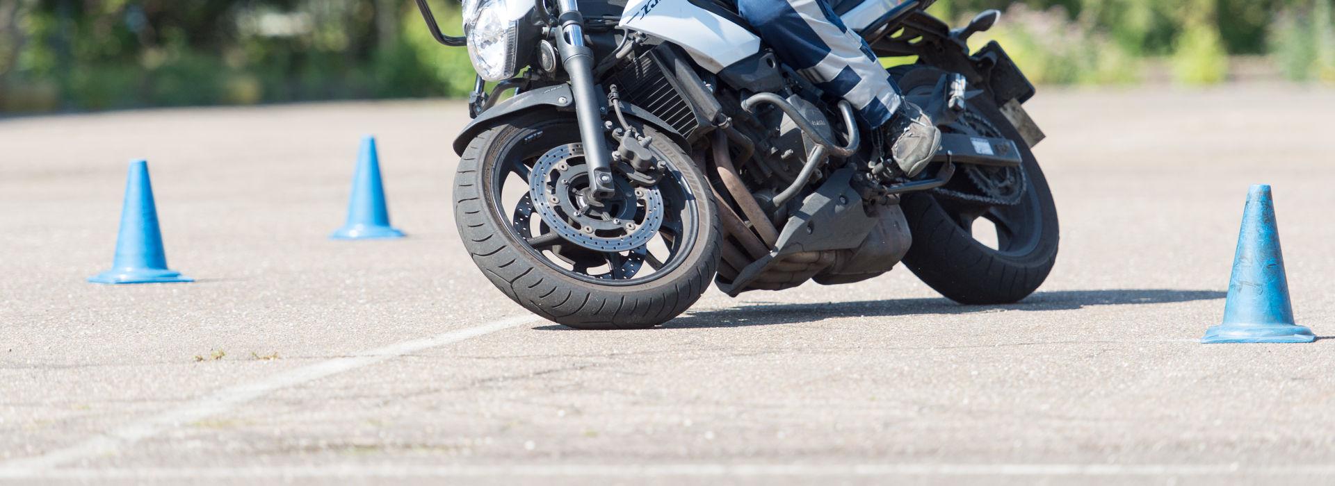 Motorrijbewijspoint Nederland rijtest
