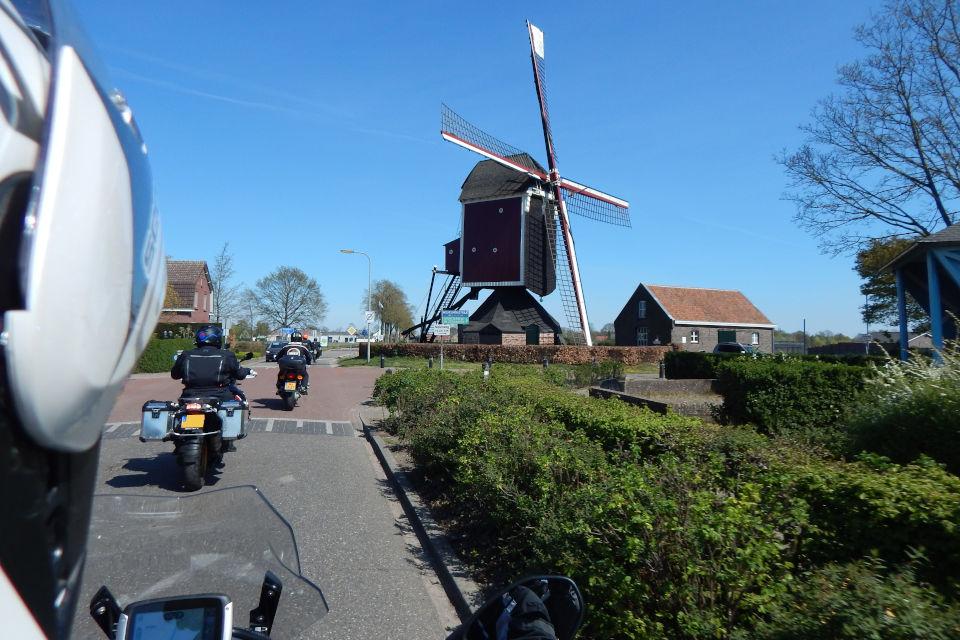 Motorrijbewijspoint Nederland motorrijlesplan