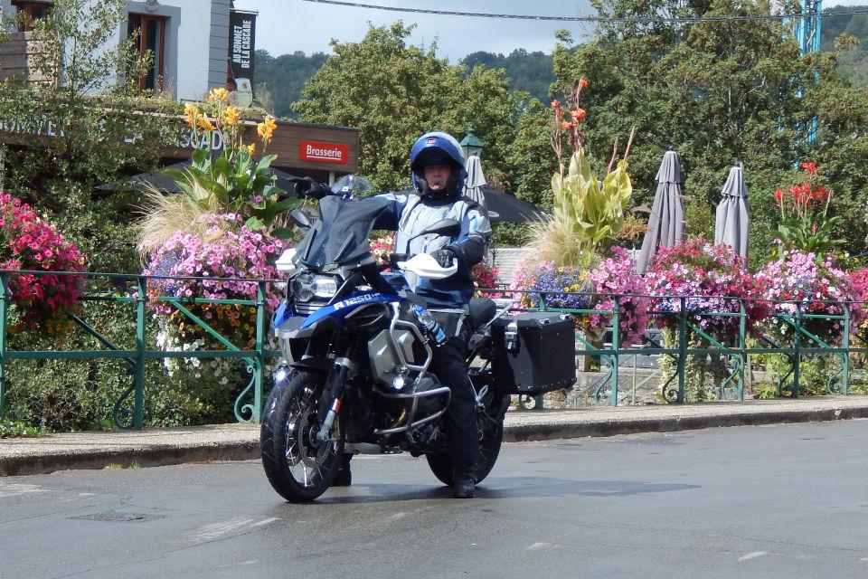 Motorrijbewijspoint Nederland examengarantie AVB en AVD